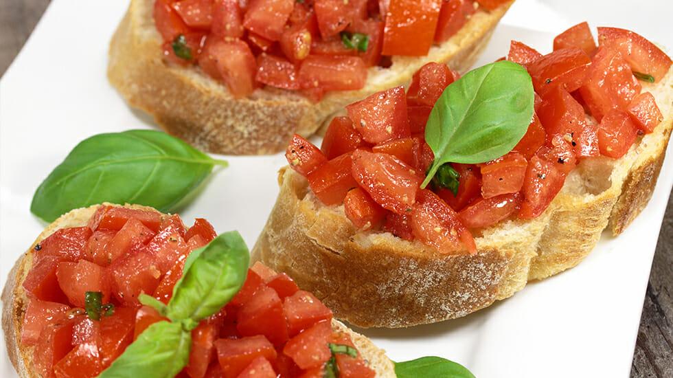 "Featured image for ""Receita de Bruschettas de Tomate Vero"""