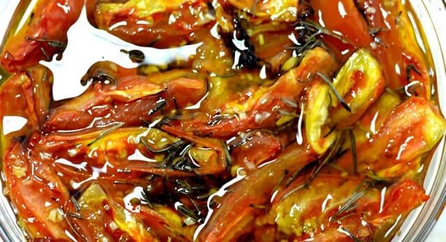 "Featured image for ""Receita de Confit de Tomate Vero"""