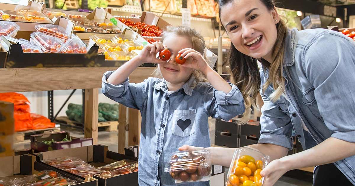 """Featured image for """"Alimentos que não podem faltar no dia a dia das crianças"""""""