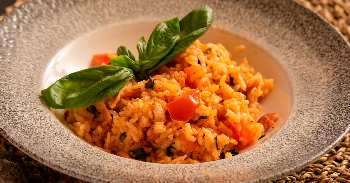 """Featured image for """"Risoto de Tomate Vero"""""""